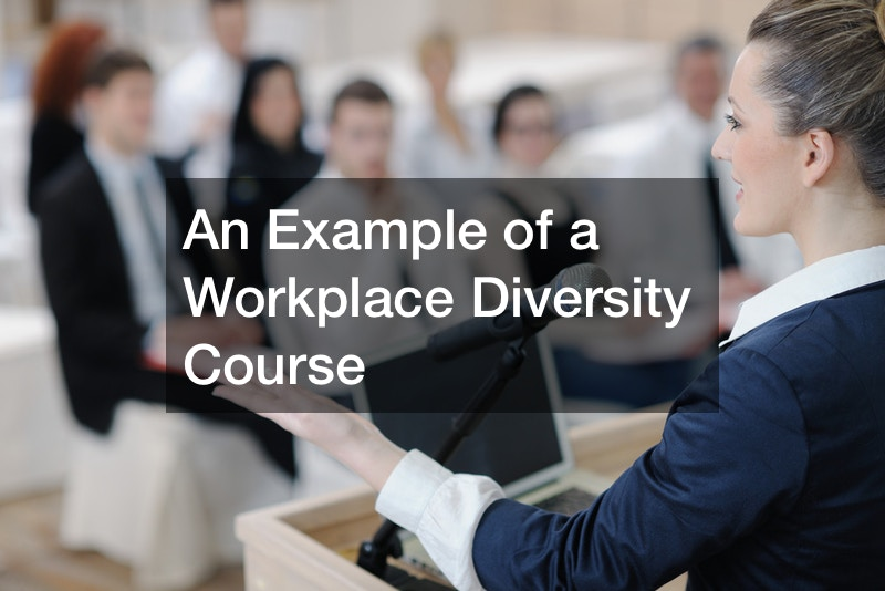 An Example of a Workplace Diversity Course